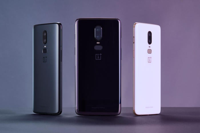 photo image The OnePlus 6 is an iPhone X clone—notch, glass, and all—for nearly half the price
