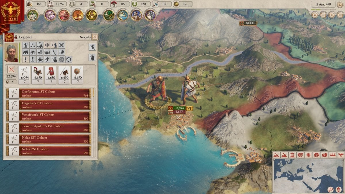 Imperator: Rome preview: Will Paradox's new grand strategy
