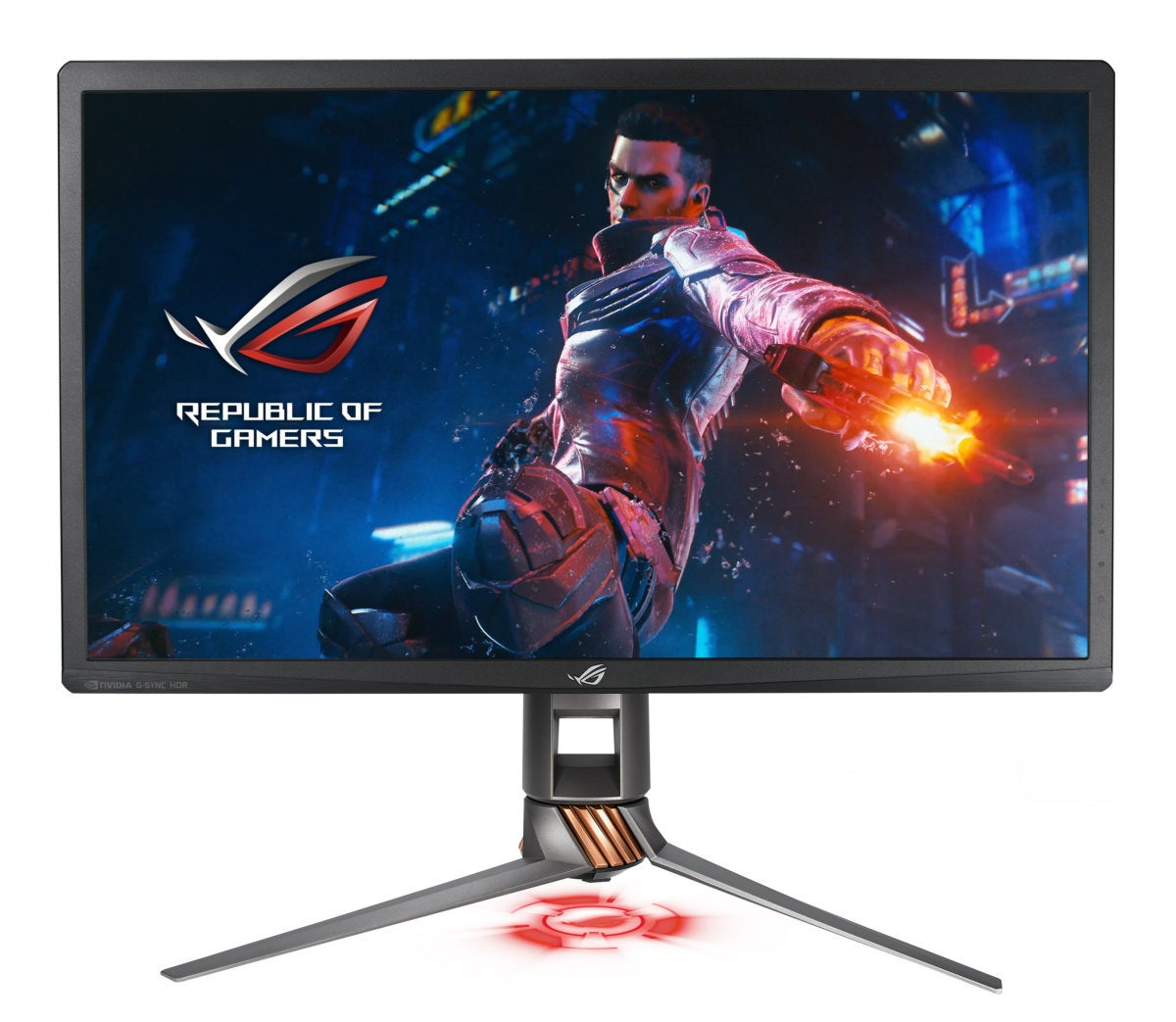 Guess how much this Asus ROG monitor with 4K, HDR and ...