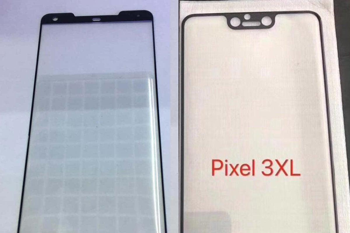 pixel 2 pixel 3 leak compare