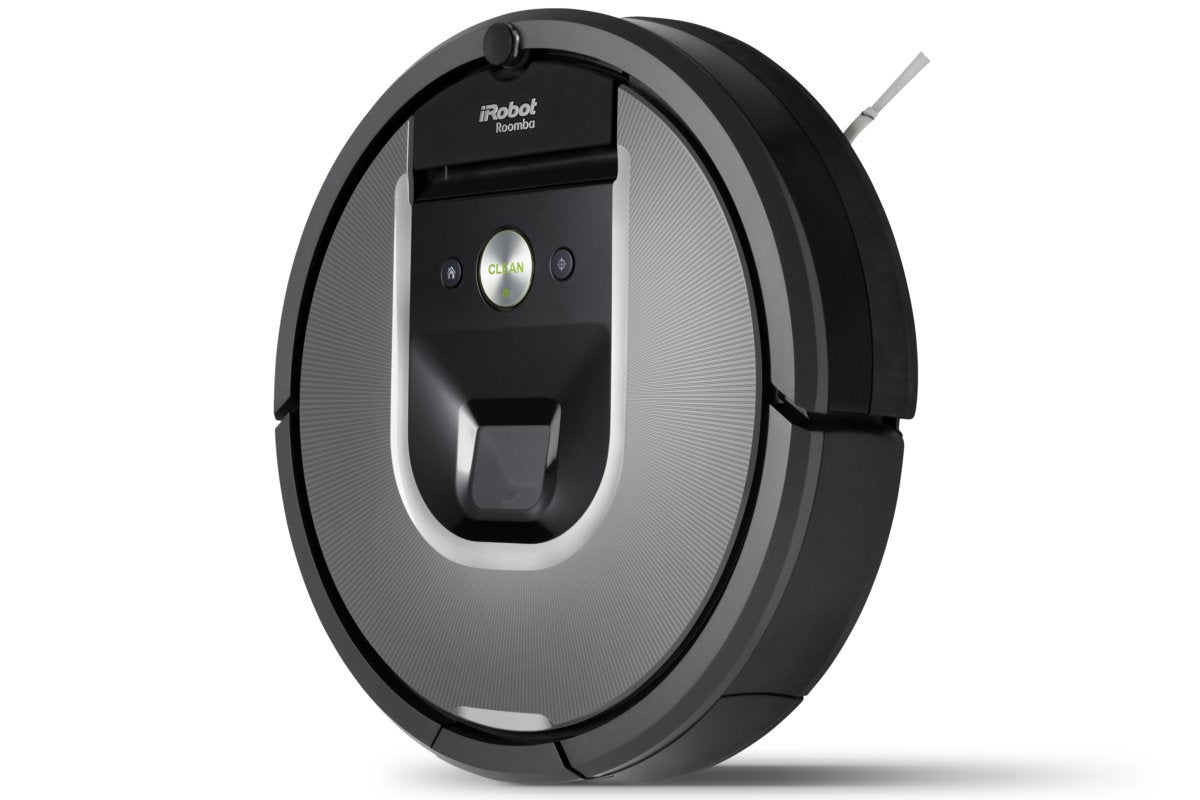 iRobot Roomba 960 review: This robot vacuum leaves all
