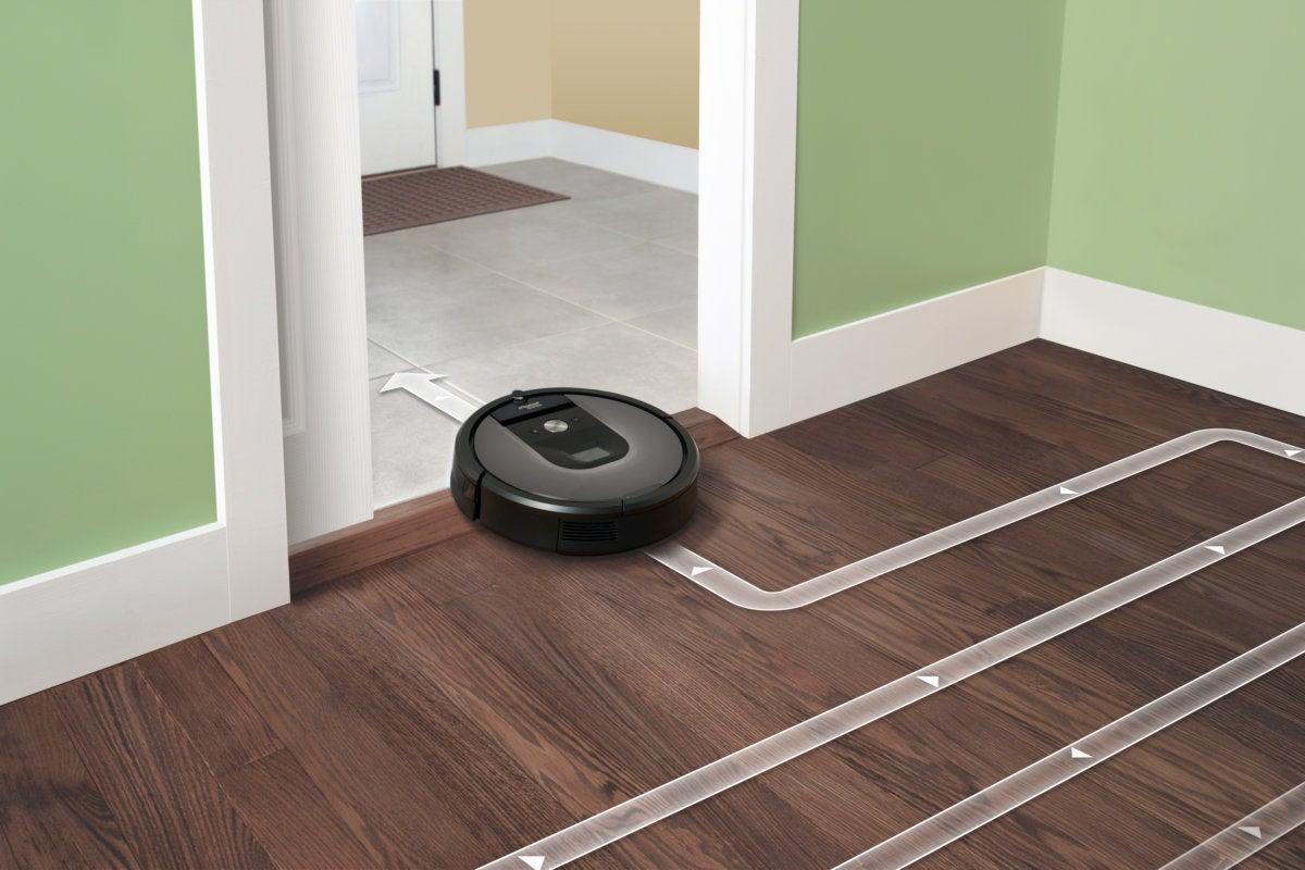 Giới hiệu robot hút bụi iRobot Roomba Series 900