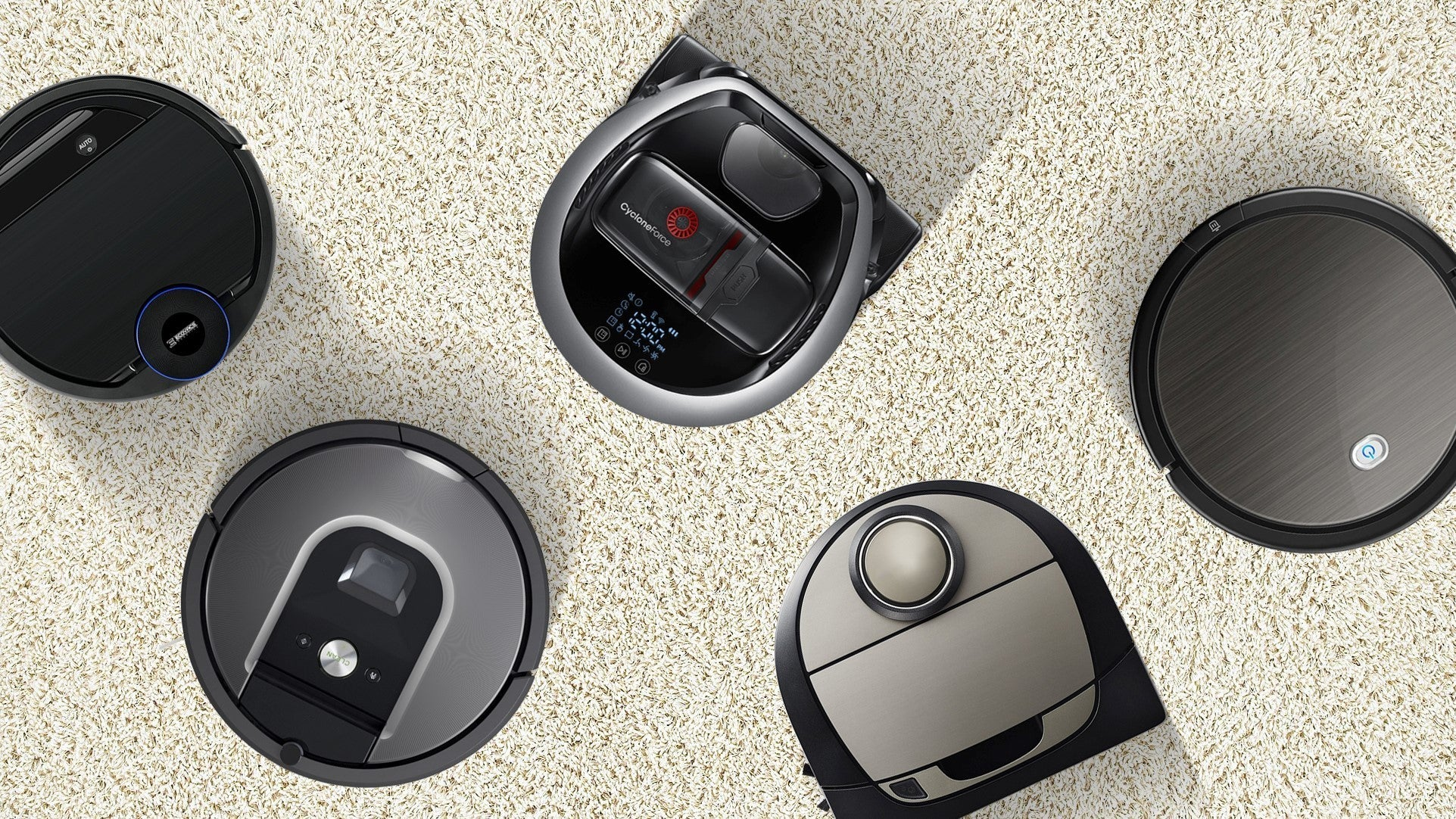 Best Robot Vacuum Cleaners Of TechHive - What is the best robot floor cleaner