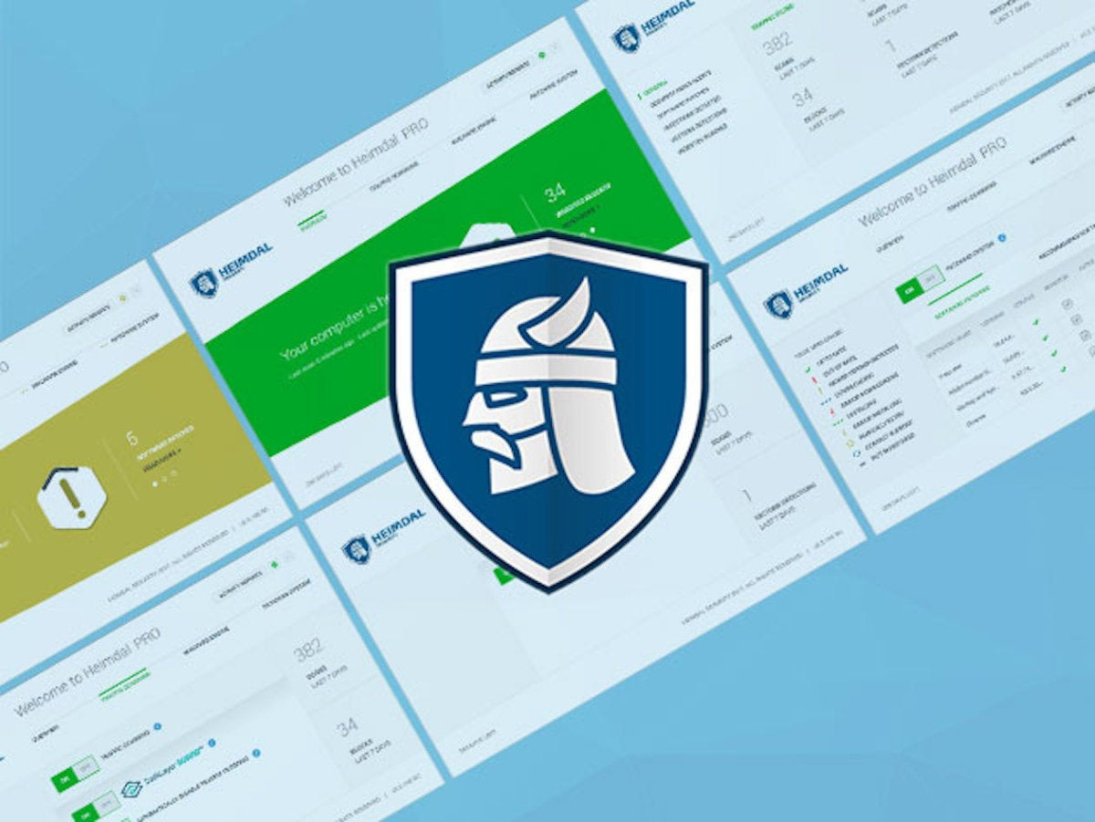 Save Over 80% On A Lifetime Subscription To Heimdal PRO Anti