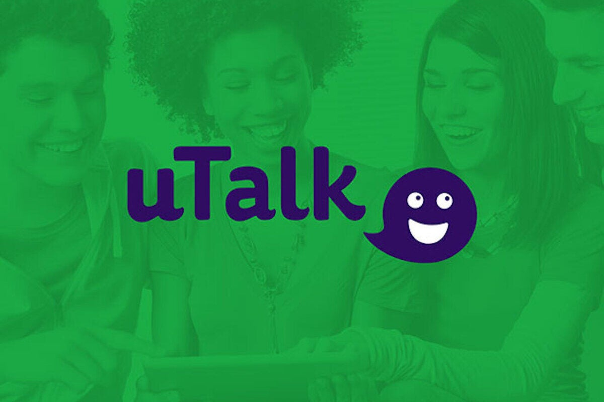 photo image Learn a New Language with a Lifetime of uTalk's Training -- Now 70% Off