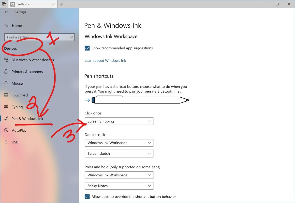Microsoft Windows 10 Redstone 5 screen snip 2