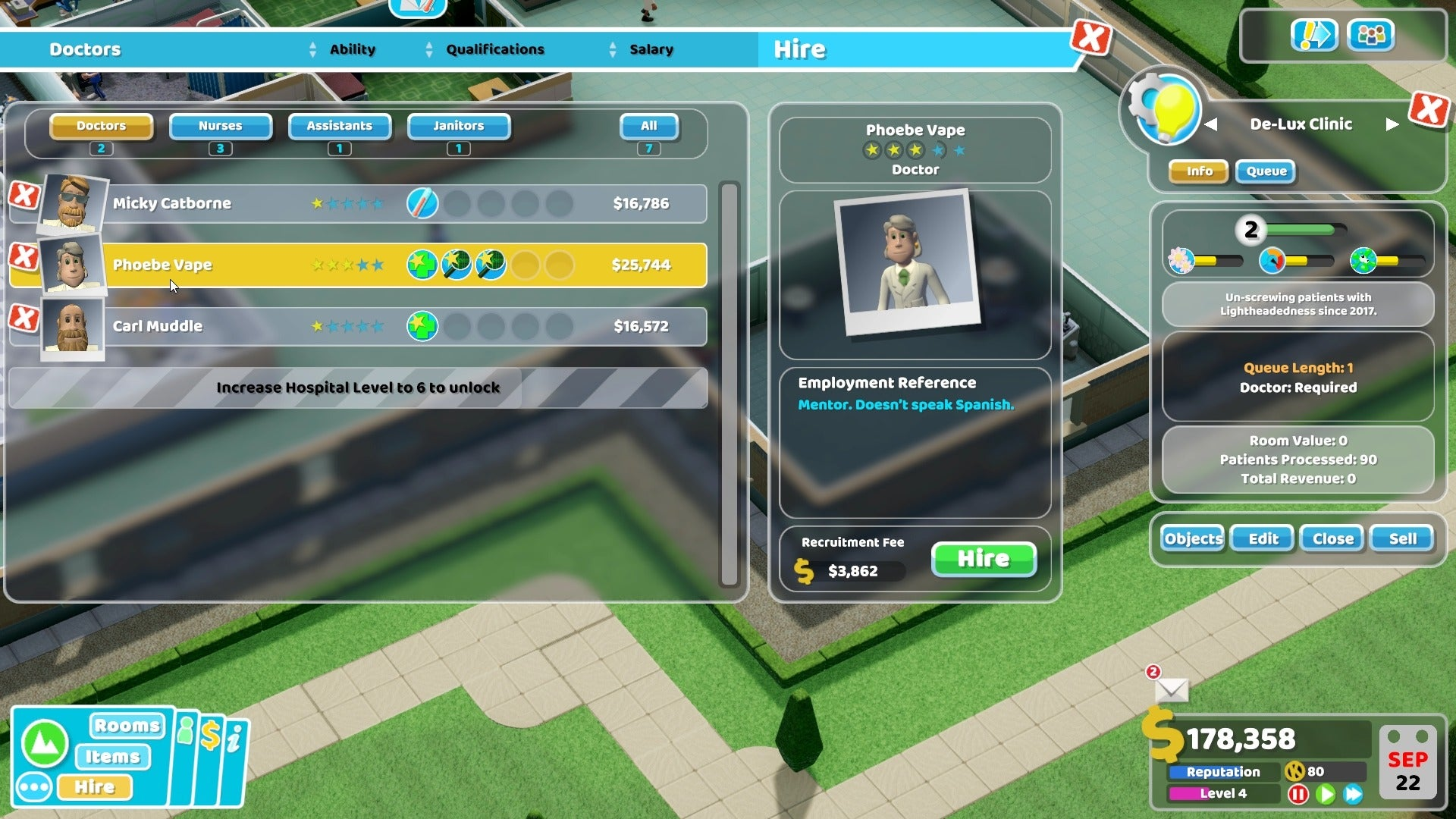 Two Point Hospital Brings Theme Hospital S Spirit Into The
