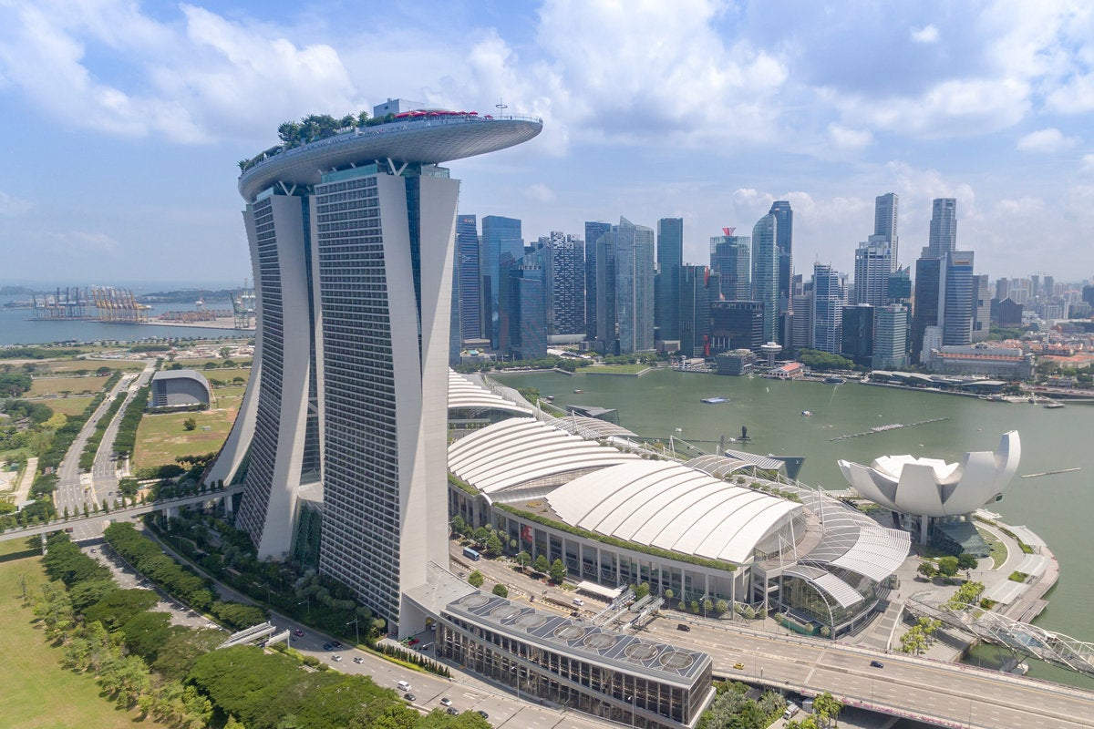 Singapore smart cities technology