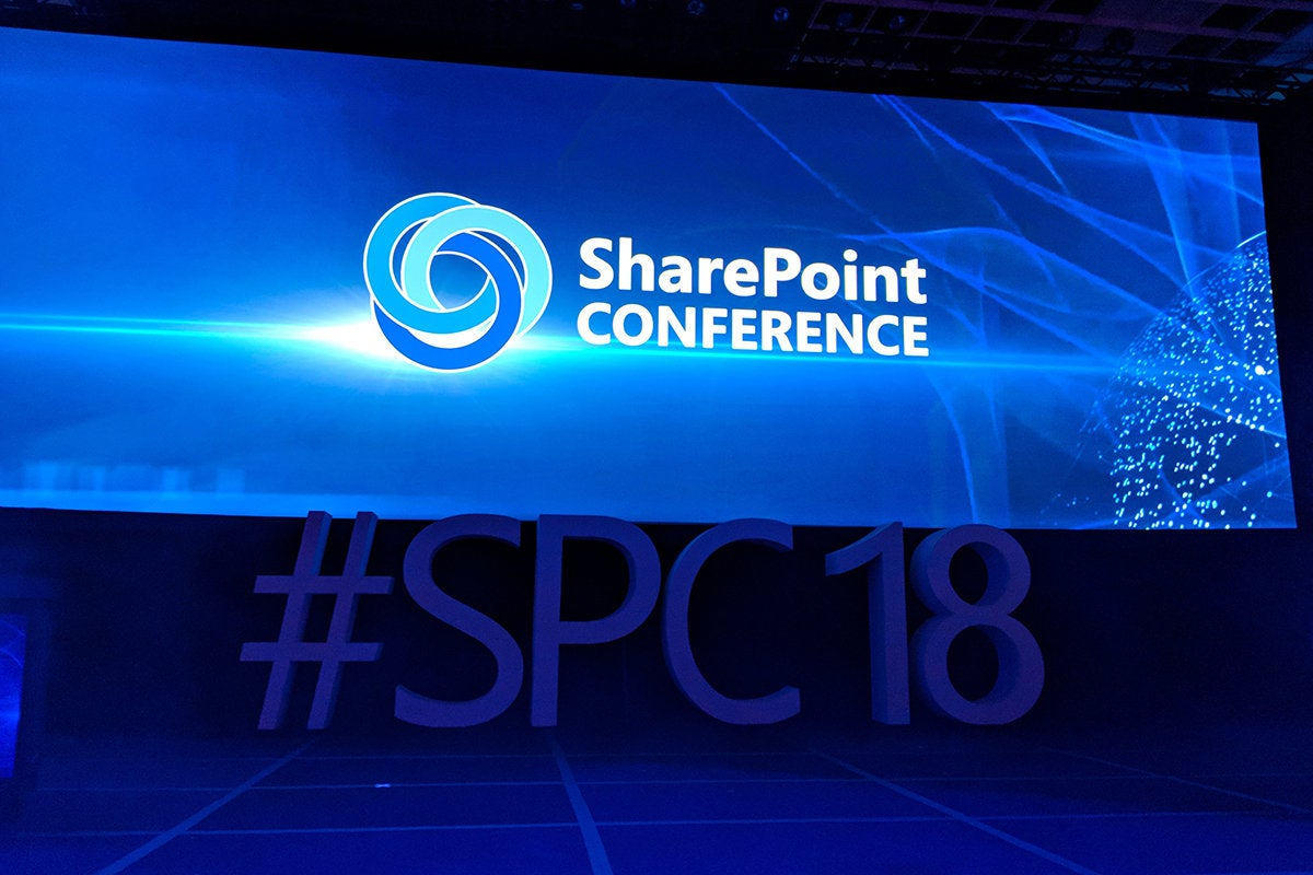 2018 SharePoint Conference: Key announcements for information architects