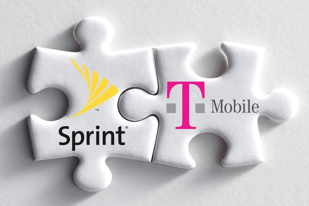 sprint t mobile merger 2018 cell phone service