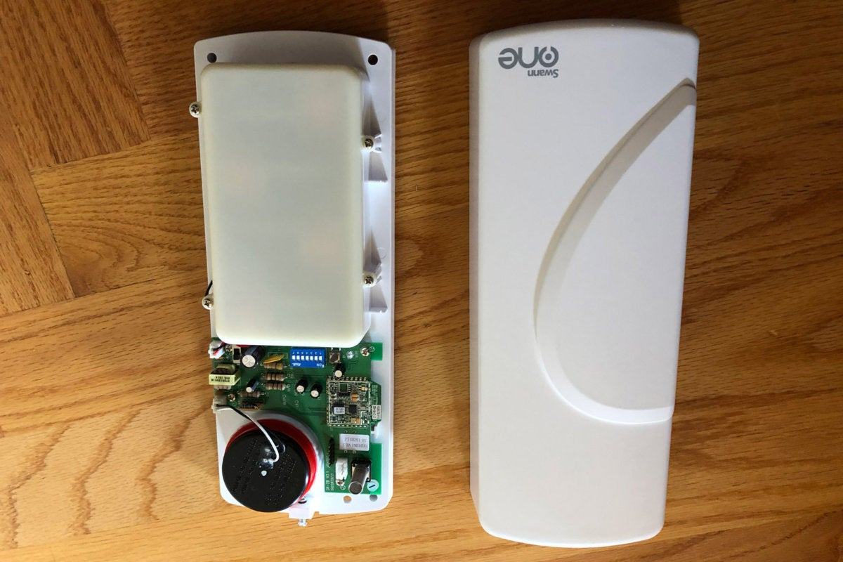 Swann Smart Home Alarm System (model SSH-KIT01) review: This budget