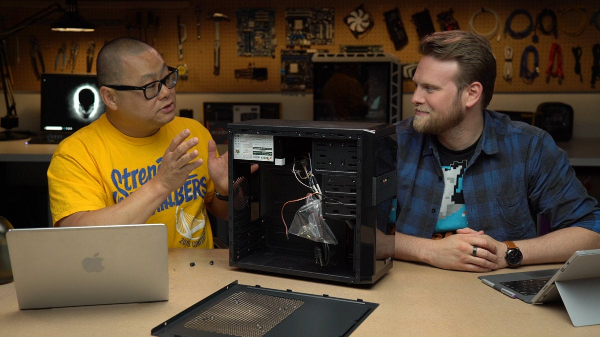 Watch us build a $360 Intel gaming PC | PCWorld