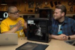 Watch us build a $360 Intel gaming PC