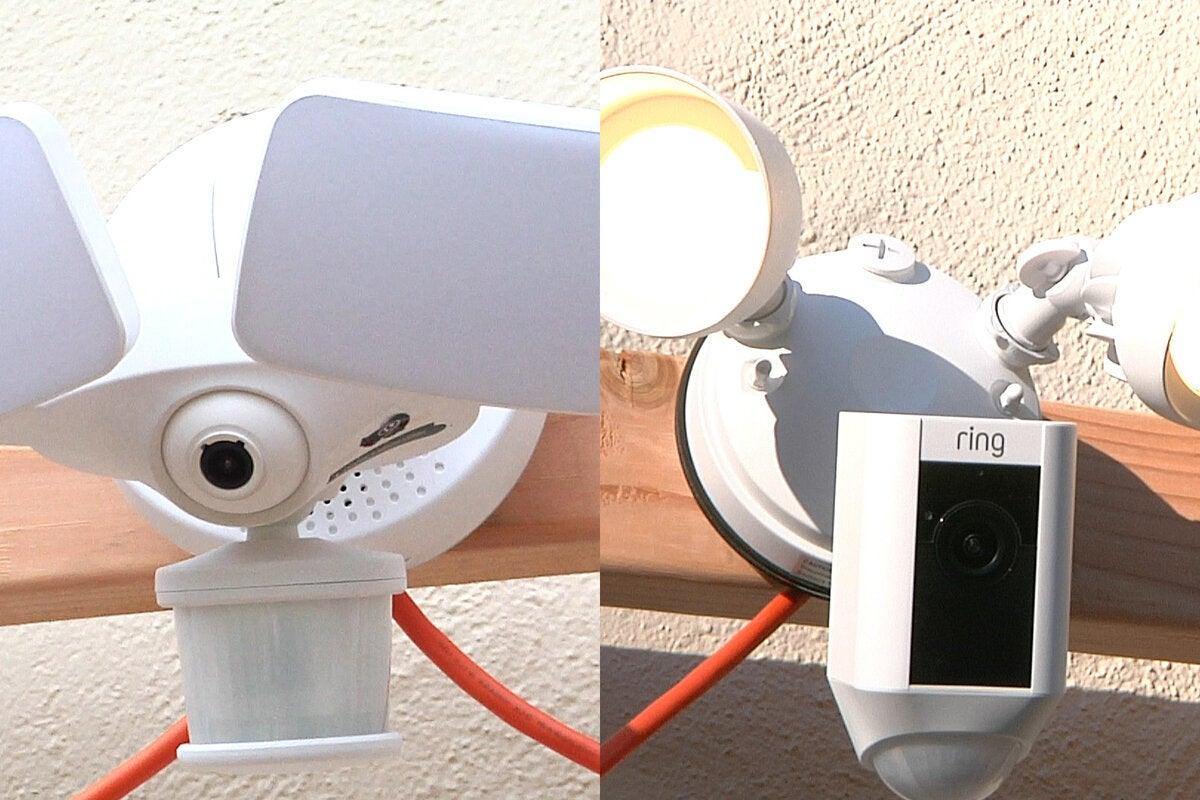 Ring Floodlight Cam Vs Maximus Camera Floodlight Techhive