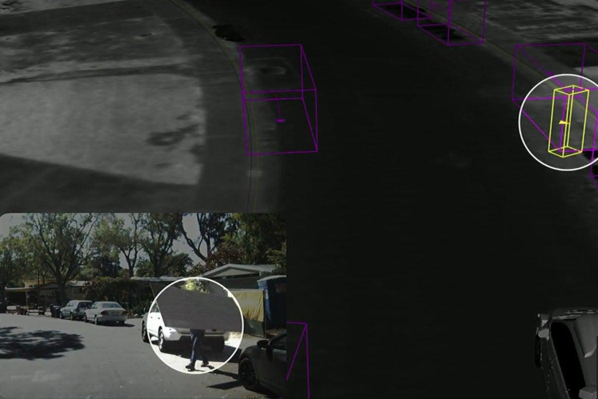 waymo self driving car google io 2018 pedestrian detection board2
