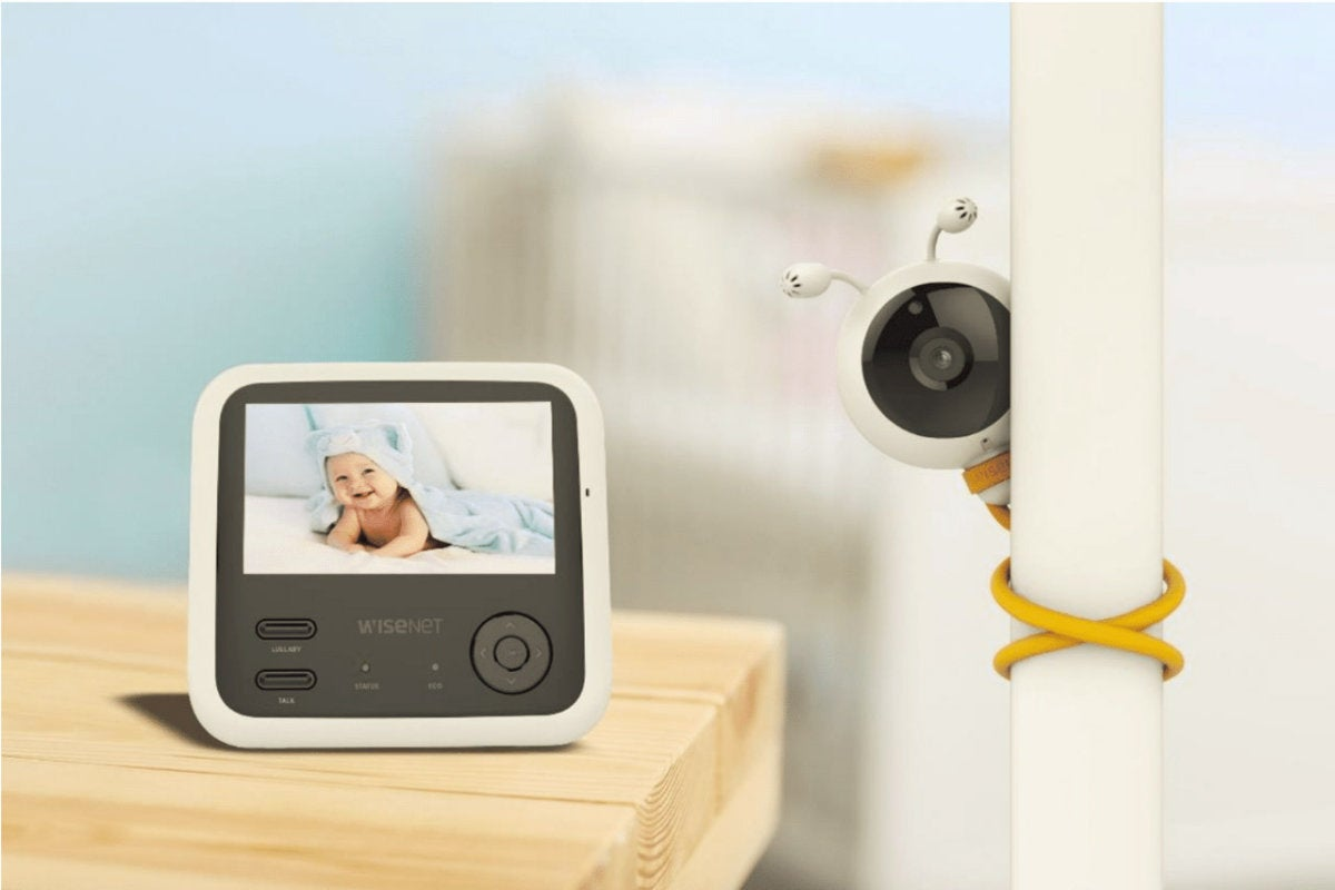 Wisenet BabyView Eco review: A solid baby monitor hindered