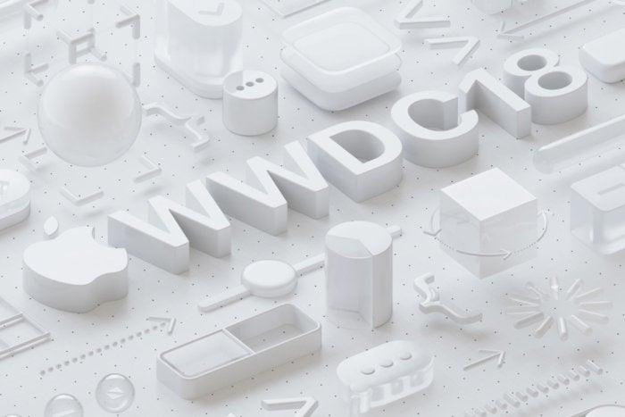 wwdc 2018 logo