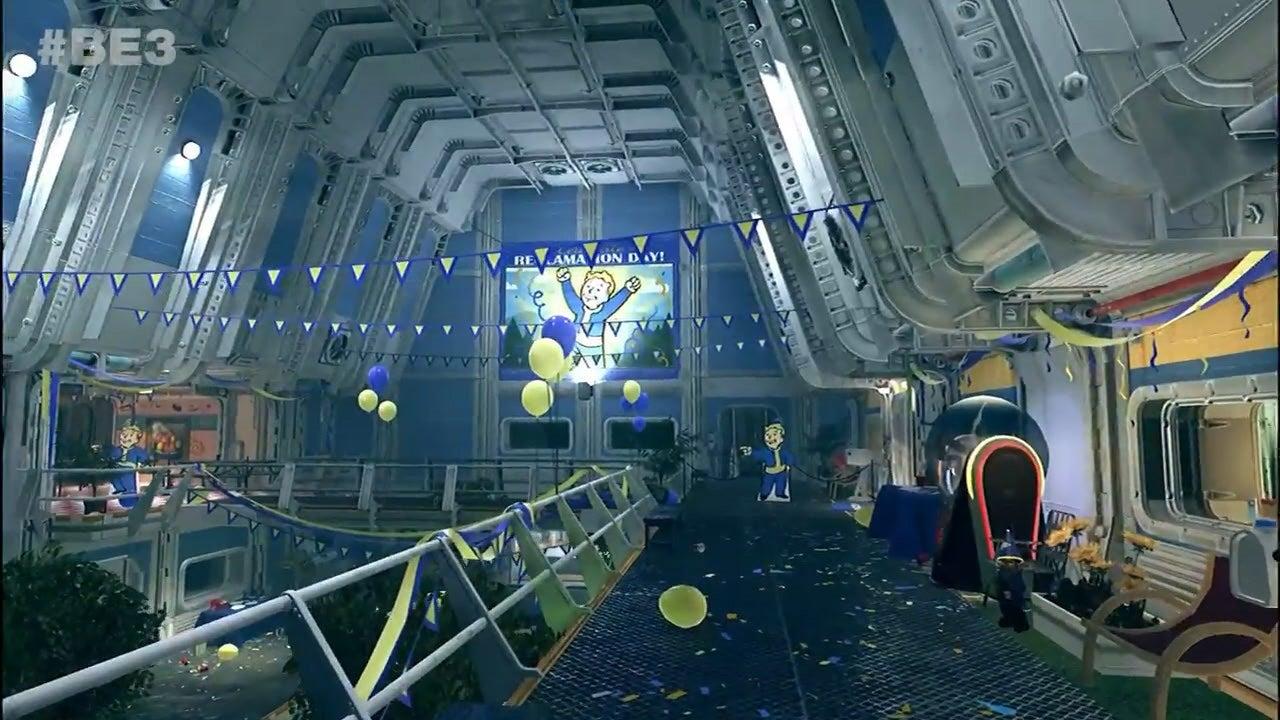 Fallout 76 E3 2018 Game Demo Idg Tv