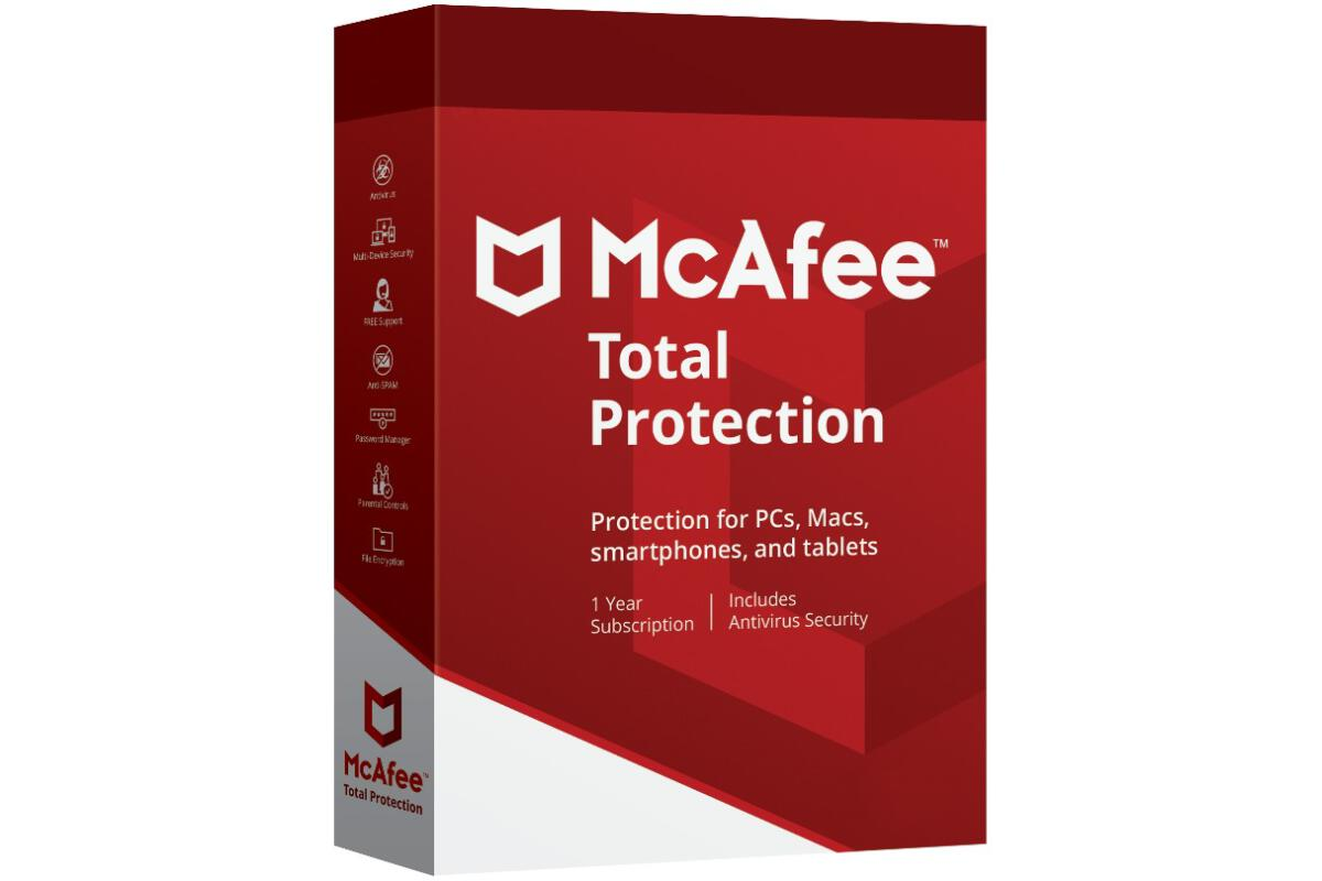 mcafee internet security download for windows 10