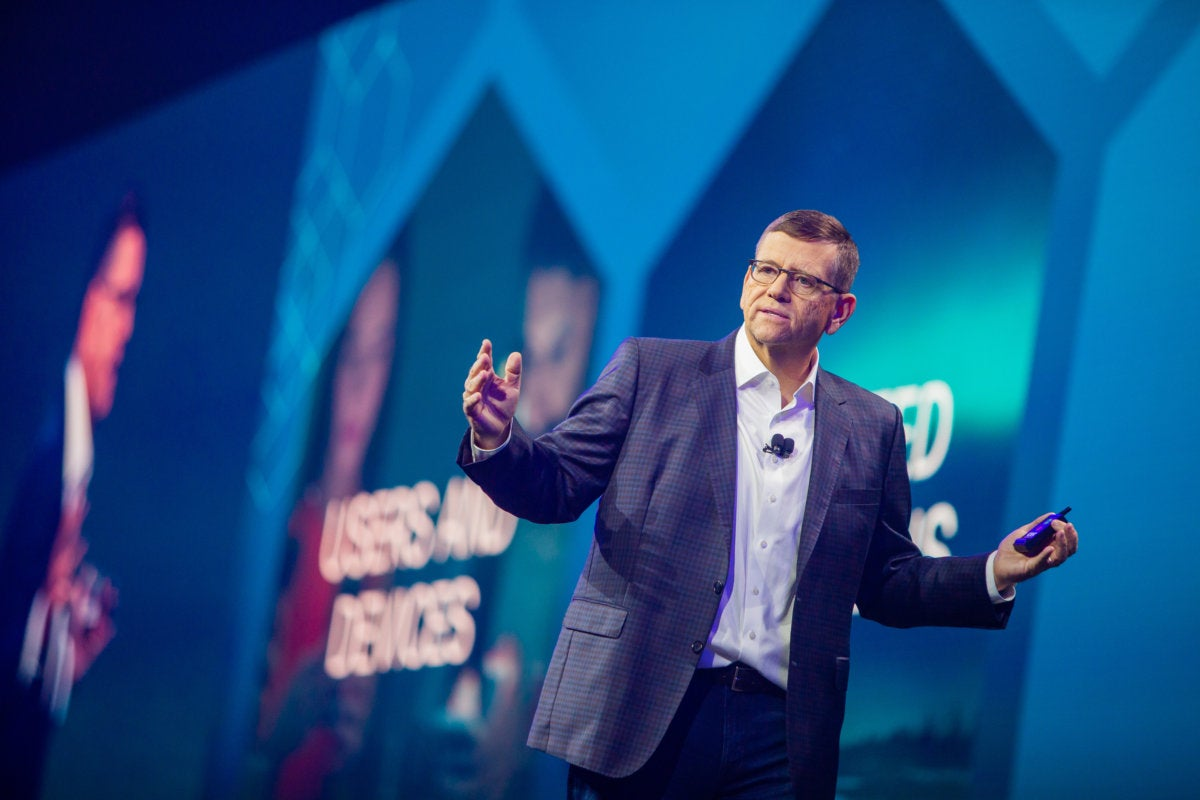 David Goeckeler Executive Vice President and General Manager of Cisco's Networking and Security Busi