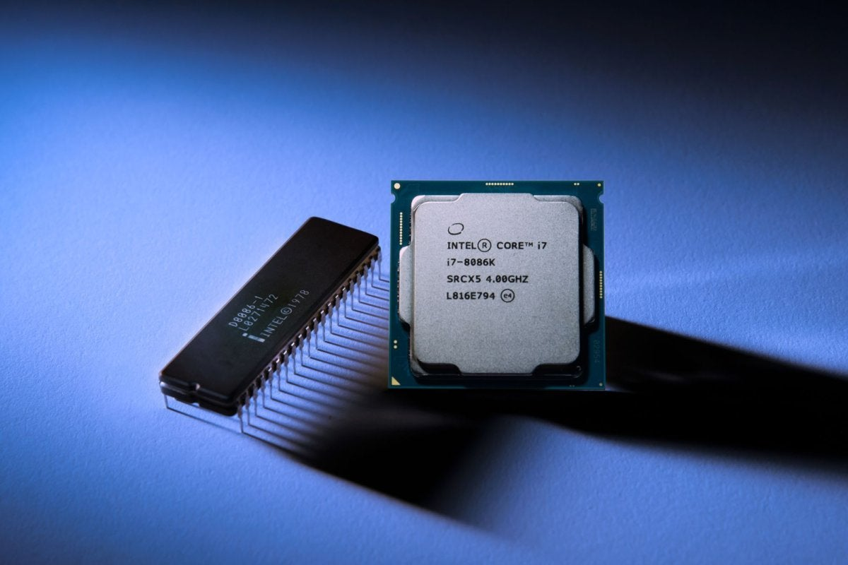 8086 old 8086k new