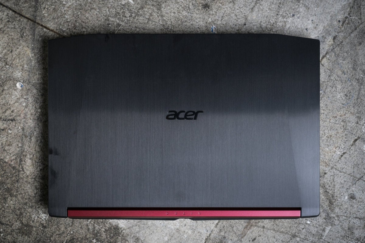 Acer Nitro 5 review: A Coffee Lake-flavored gaming laptop that won't