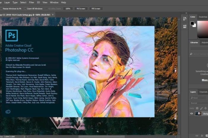 install photoshop cc 2018 free