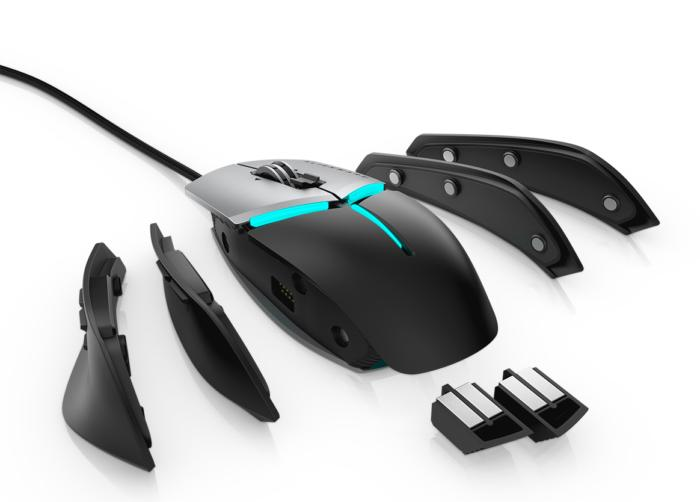 Alienware's Elite Gaming Mouse returns with a new shape, but the