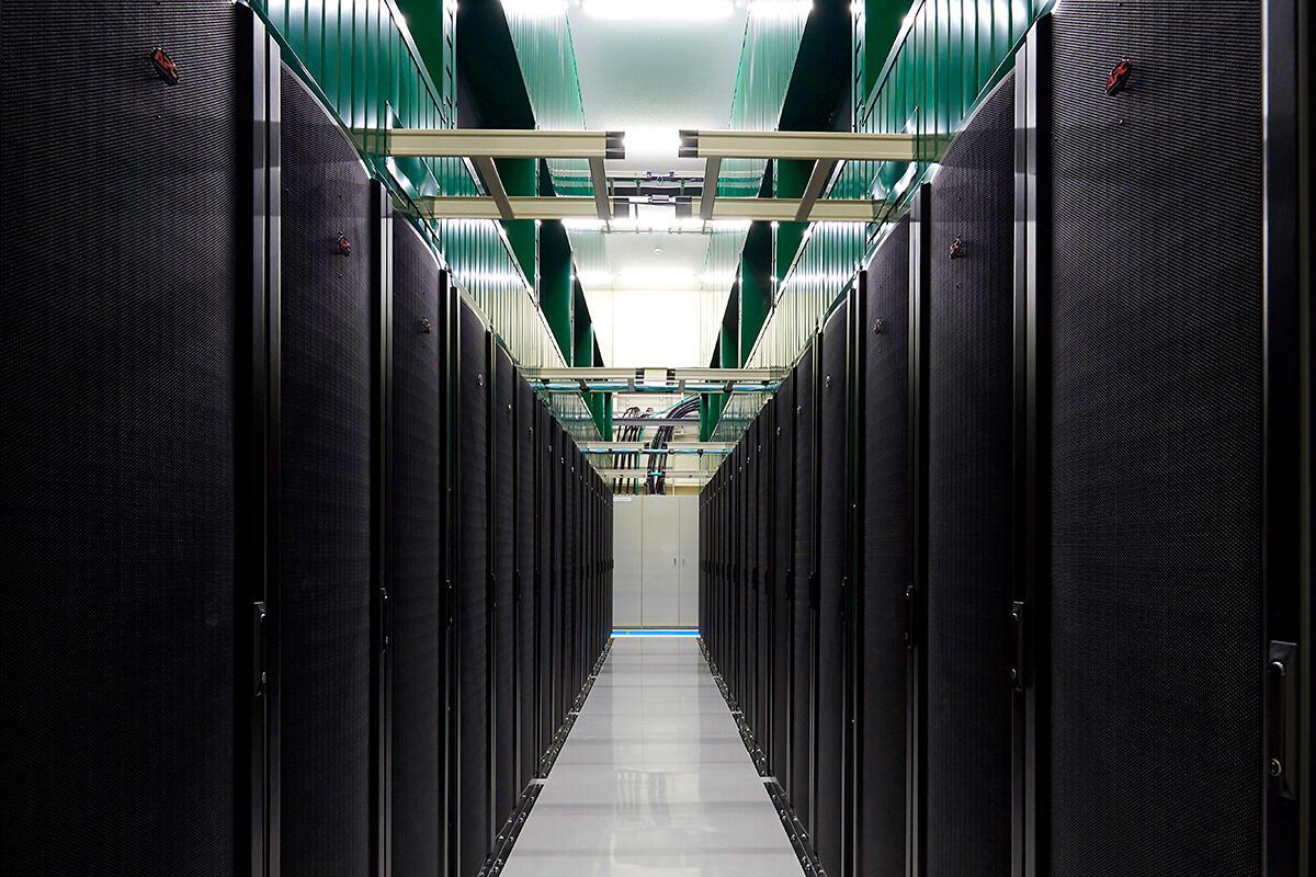 AI Bridging Cloud Infrastructure supercomputer