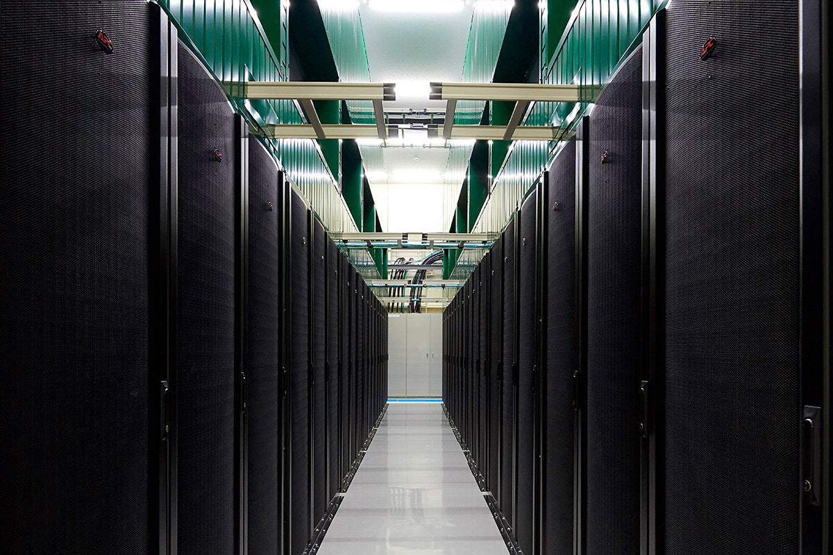 AI Bridging Cloud Infrastructure supercomputer