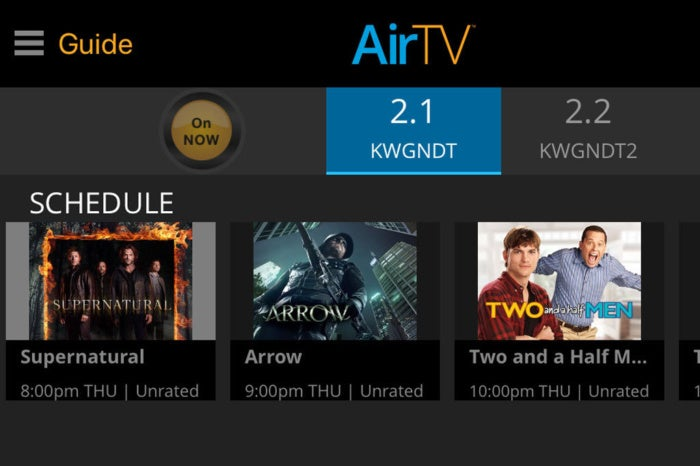AirTV review: Send live TV broadcasts all over your house