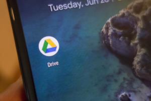 android google drive