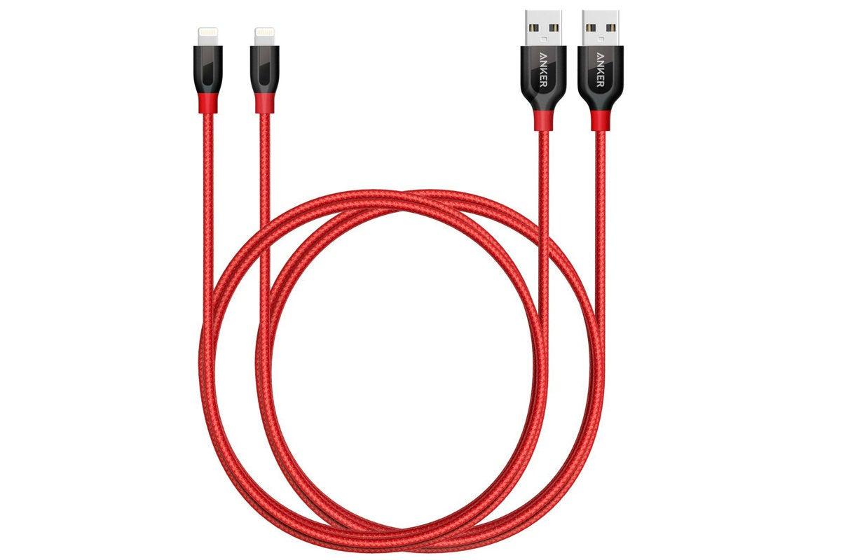 anker lightning cables