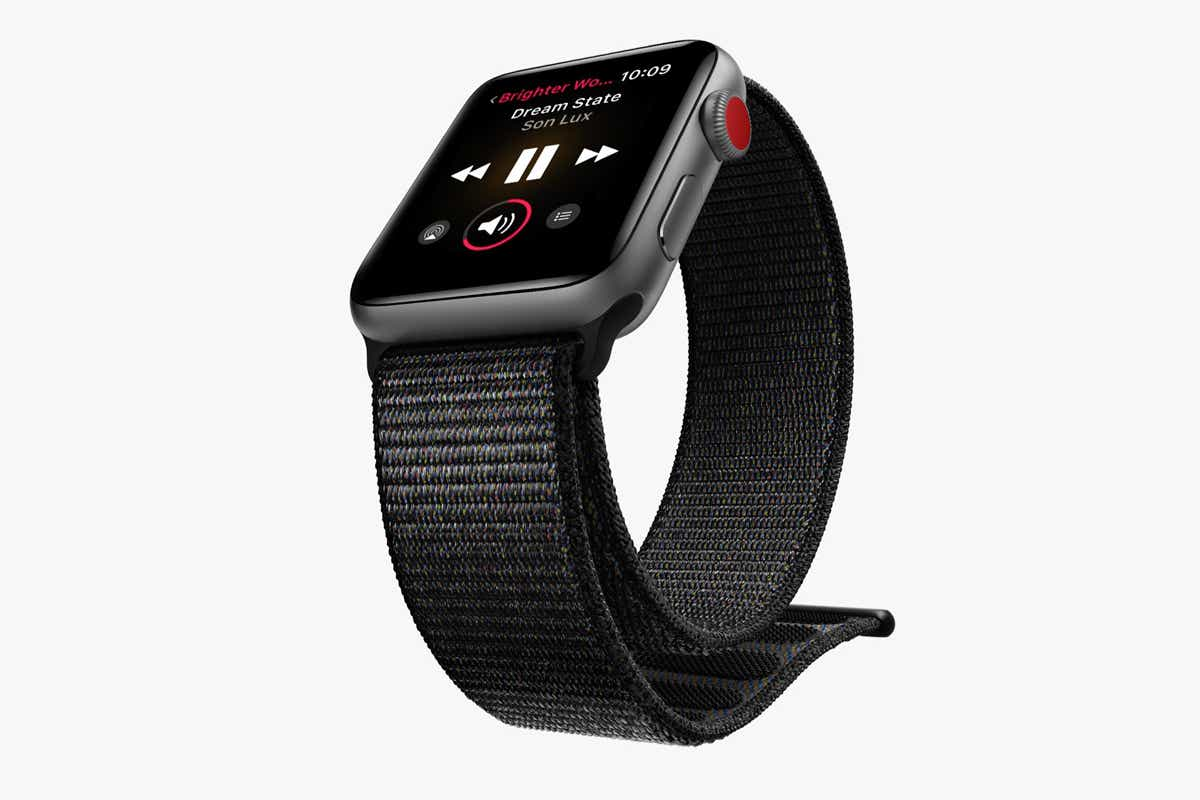Apple Watch Series 3 (GPS only)