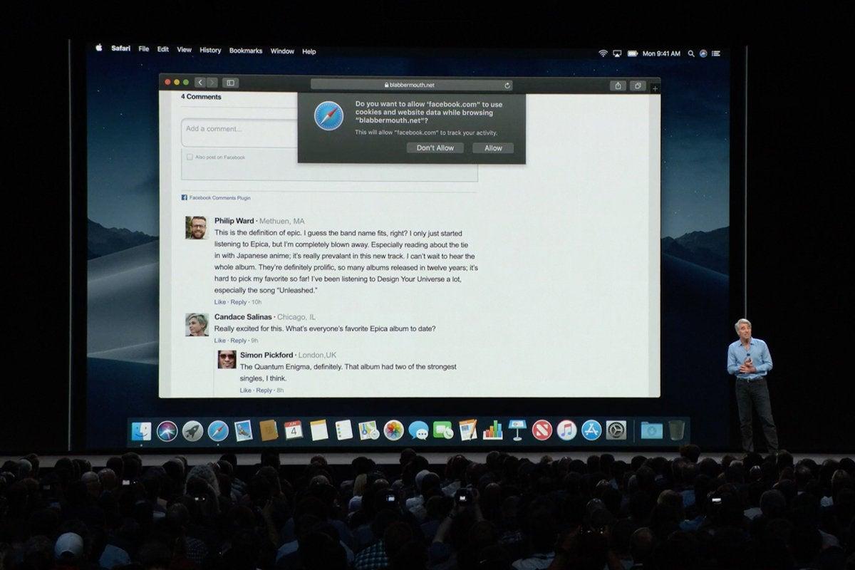 apple wwdc18 safari comments tracking