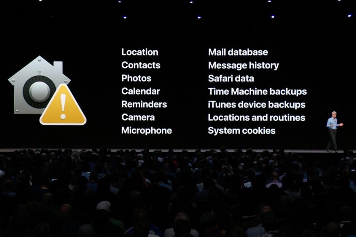 Apple pushes privacy theme in Safari for iOS 12, 'Mojave'