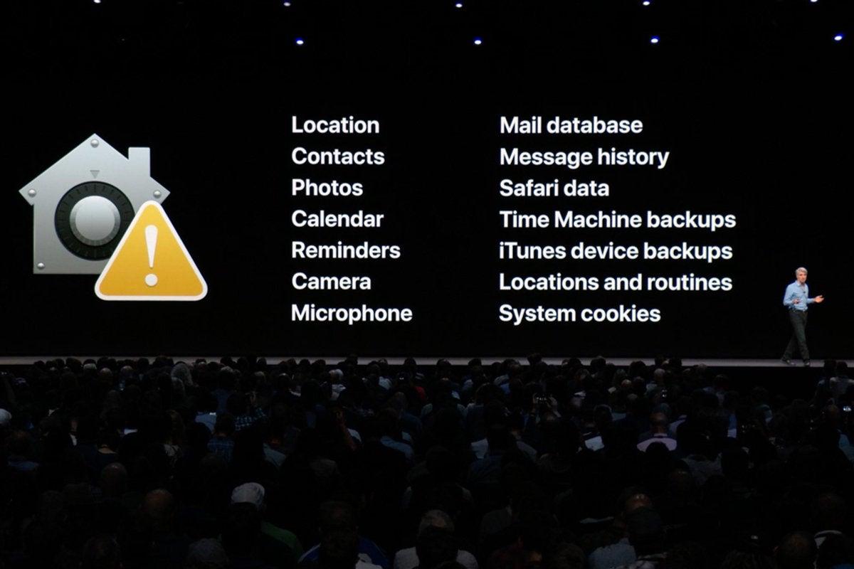 apple wwdc2018 privacy