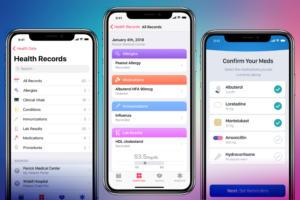 Apple - iOS 12 - Health Records