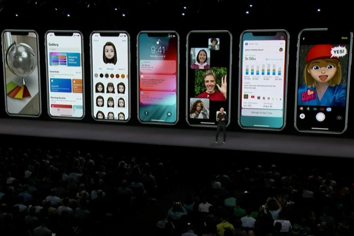 apple wwdc 2018 ios12 closer