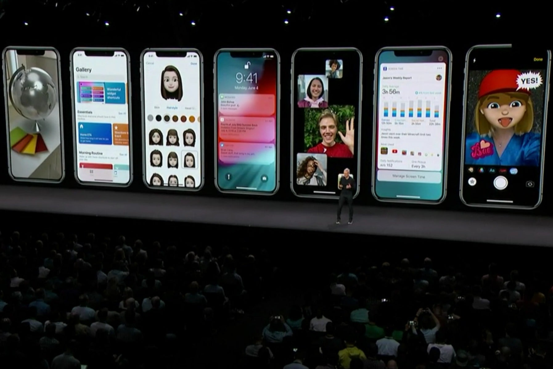 WWDC 2018: Everything Apple announced at its big keynote ...