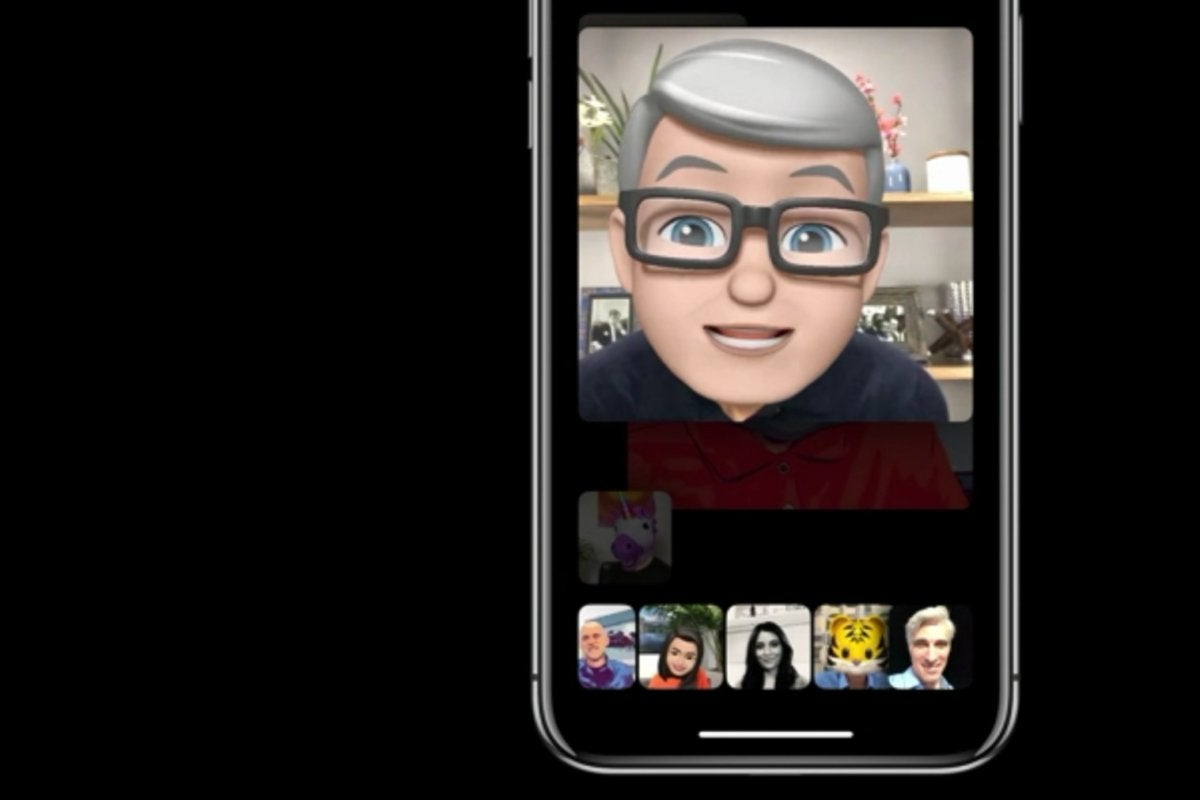 apple wwdc 2018 memoji tim cook