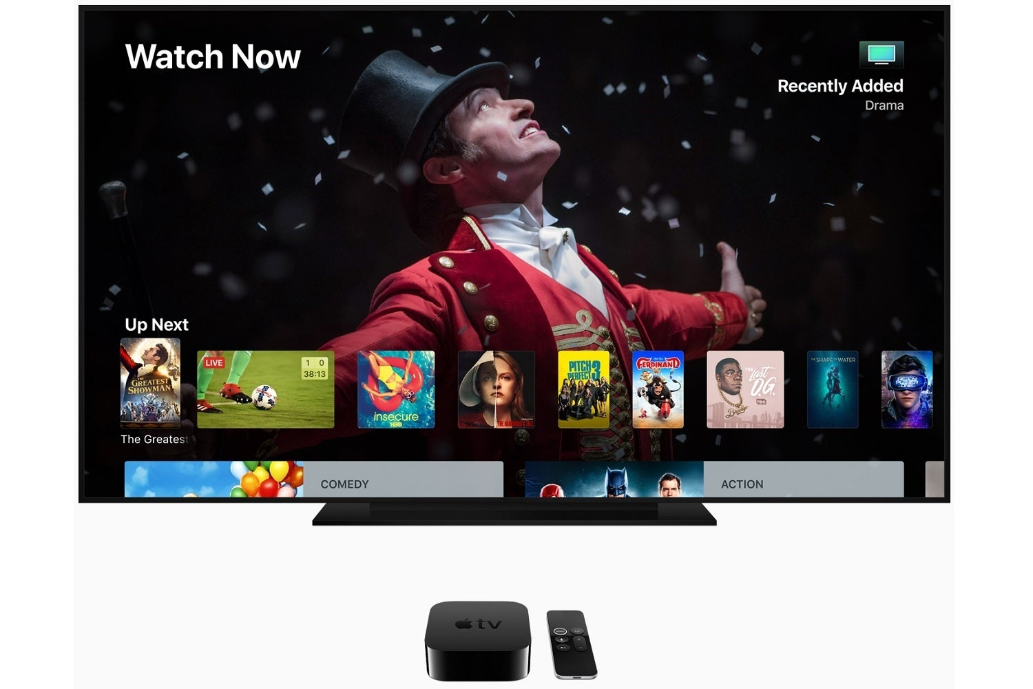 Will Apple Tv Kill The Cable Box Not So Fast Techhive To Line Ready Tvs Or Through An Adapter Set Top