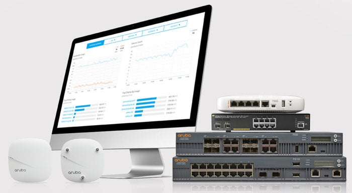 aruba sd branch solution