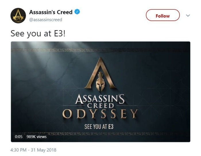 assassin's creed odyssey - photo #1