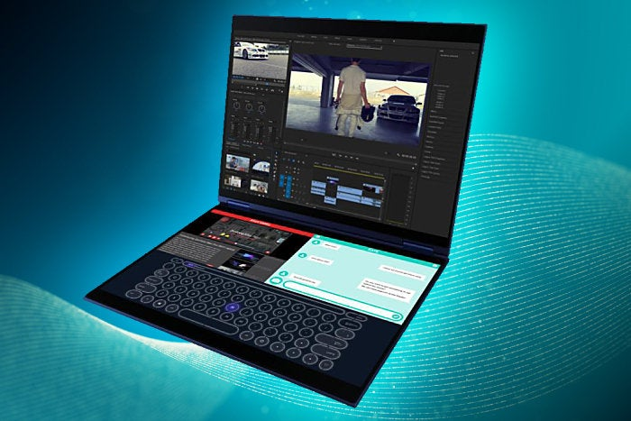 Why Dual Screen Laptops Are Twice As Good Computerworld