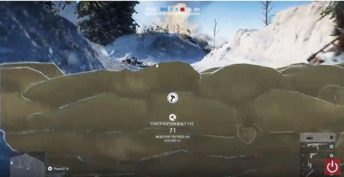 battlefield v build