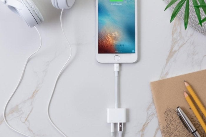 pretty nice 0ab15 0018e Headphone adapters for iPhone | Macworld