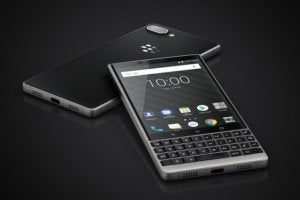 Review: The BlackBerry KEY2 gets things done