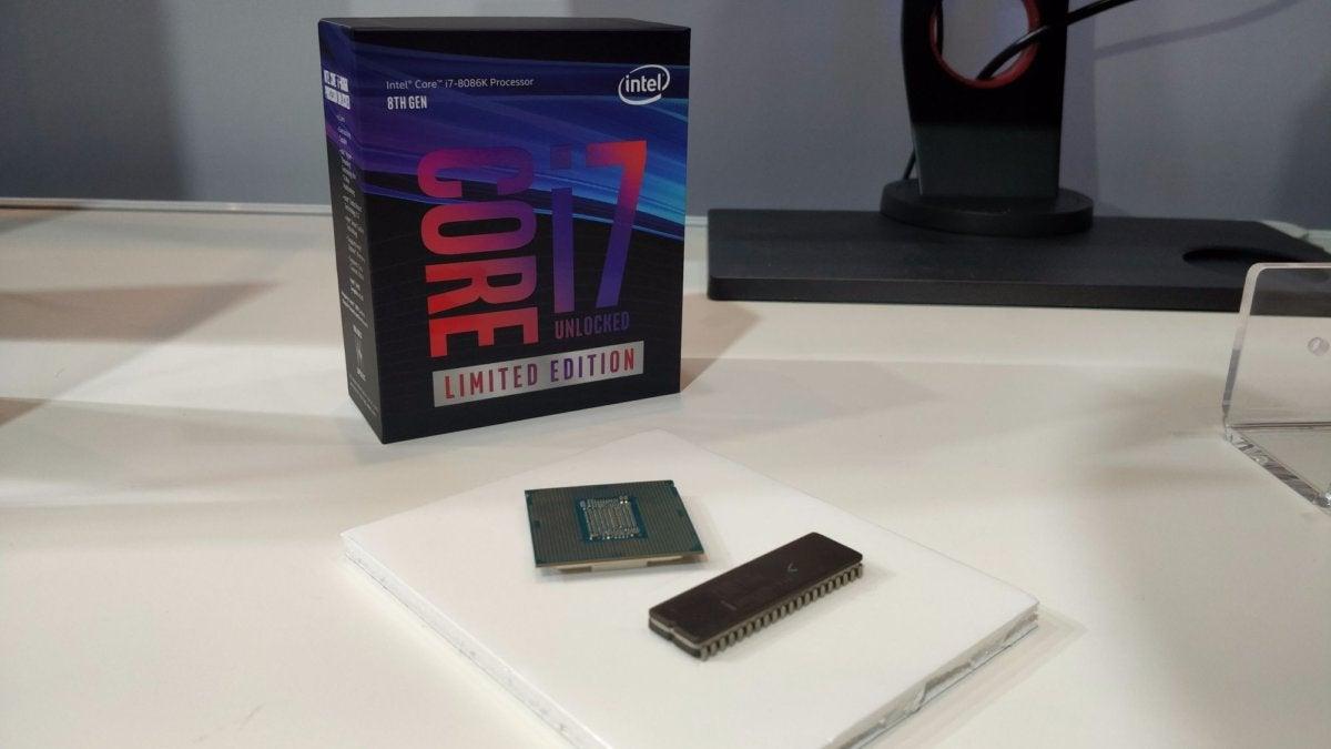 core i7 8086k