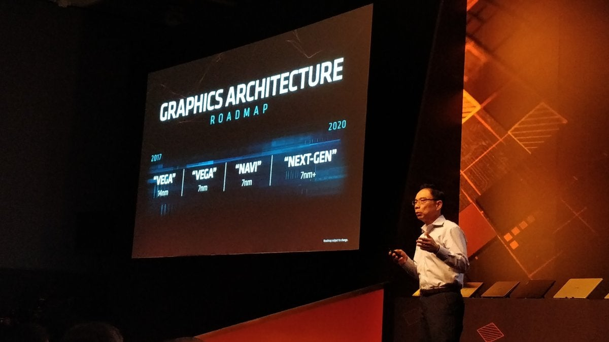 AMD's new graphics engineer, David Wang, pledges yearly GPU releases